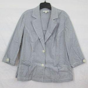 Light Summer Jacket Size W18 Coldwater Creek